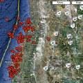 Terremoto en Chile: Mapas e información geolocalizada