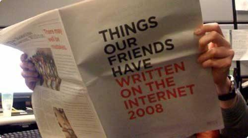 Printcasting.com promueve la edición en papel en la era digital