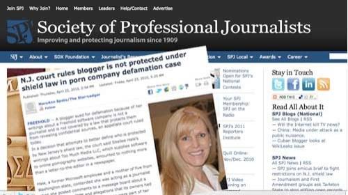 La protección legal de periodistas ciudadanos y blogueros a debate