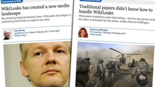 El fenómeno Wikileaks y el nuevo panorama mediático