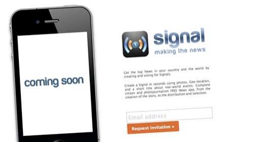 Signal: descentralizando la información desde el iPhone
