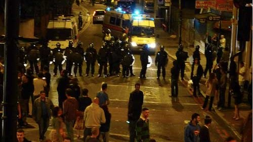 Blackberry Messenger: supera a Facebook y Twitter en los #LondonRiots