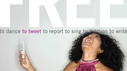 #FreeToTweet, un concurso para recordar el derecho a la libertad de expresión