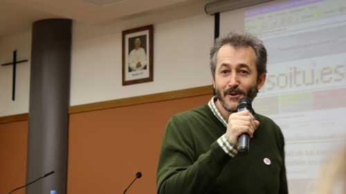 """Gumersindo Lafuente: """"La muerte de la prensa tradicional es una gran oportunidad para los periodistas"""""""