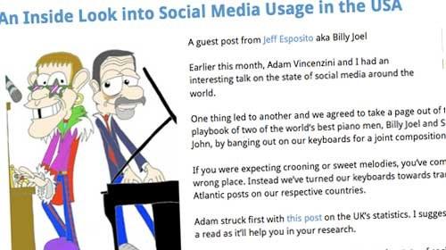 Estado de los medios de comunicación social en los EE.UU