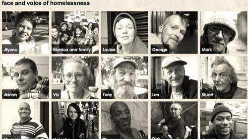 Twitter y Facebook: herramientas de integración para personas sin hogar