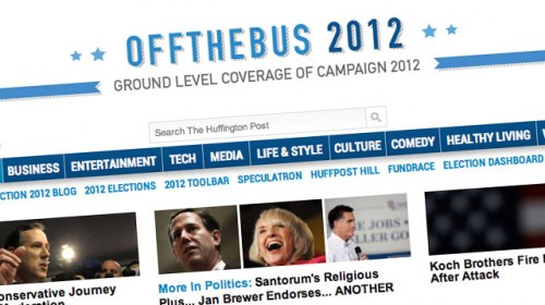 """Cover The Conventions"", un concurso de periodismo ciudadano del Huffington Post"