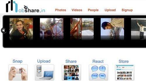 Mobshare.in: Una plataforma de intercambio de contenido ciudadano vía móvil