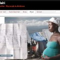 Cartas desde Haití, un blog escrito a mano