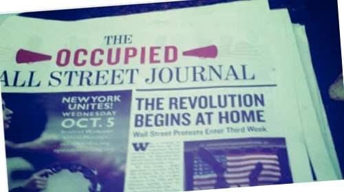 La importancia de las redes sociales en el movimiento Occupy y el #15M
