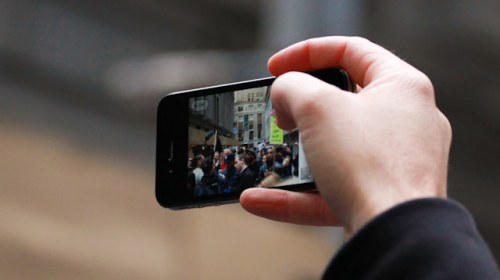 Algunos consejos para fotorreporteros ciudadanos con iPhone