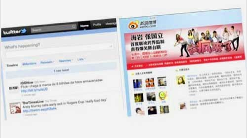 """Weibo: """"campo de batalla entre las voces oficiales y la sociedad civil China"""""""