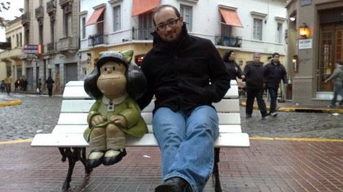 Damián Profeta: Los blogs son la base del Periodismo Ciudadano