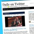 Paper.li genera diarios a partir de cuentas y hashtags de Twitter