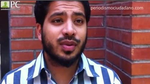 """Bilal Randeree: """"El papel del periodismo ciudadano y del profesional es complementario"""""""