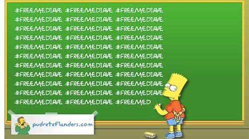 #FreeMediaVe: Twitter canaliza las protestas en Venezuela contra el proyecto de Ley de Delitos Mediáticos