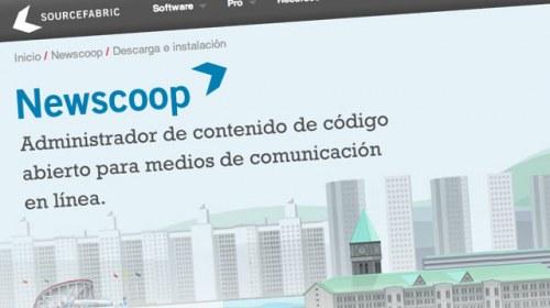 Sourcefabric lanza Newscoop 4.0 Beta, nueva versión de su gestor de código abierto para medios digitales
