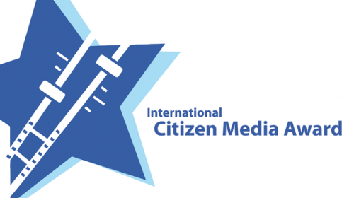 2ª edición del premio de periodismo ciudadano International Citizen Media Award