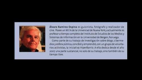 Álvaro Ramírez Ospina e HiperBarrio-Colombia: periodismo ciudadano hiperlocal