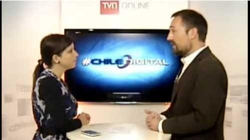 Periodismociudadano.com en la Televisión Nacional Chilena