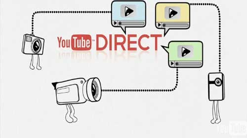 """YouTube Direct"": Nuevo canal de periodismo ciudadano de YouTube"