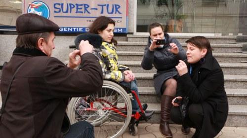Taller de periodismo ciudadano en Moldavia sobre ética e innovación periodísticas