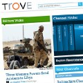 Trove, el agregador social de noticias de The Washington Post