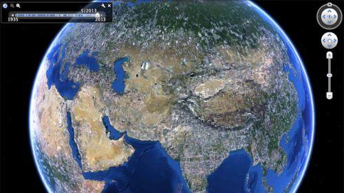 Google Earth como herramienta periodística