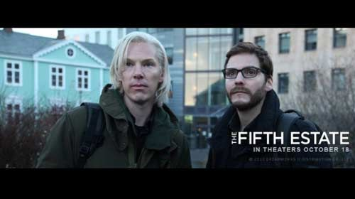 "Bill Condon y ""The Fifth Estate"", la pelicula de Wikileaks y la importancia del periodismo ciudadano"