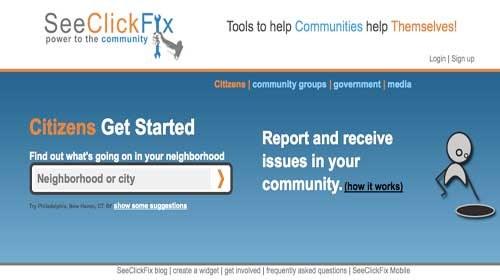 SeeClickFix: Periodismo ciudadano para el empoderamiento comunitario