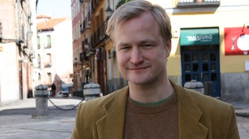"Jonathan Tepper: ""Hace falta periodismo ciudadano, sobre todo hoy en día"""