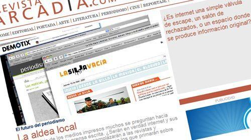 """La aldea local"", de la Red global al periodismo de barrio"