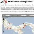Mi Panamá Transparente: un mapa sobre la corrupción en América Latina