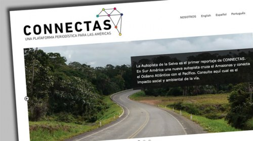 Connectas, periodismo transnacional para las Américas