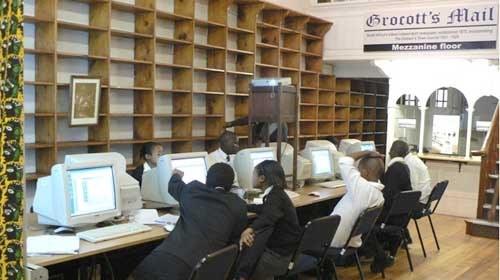 Grocott's Mail: Periodismo ciudadano móvil desde Sudáfrica