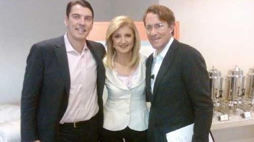 Arianna Huffington y la cobertura ciudadana de las elecciones presidenciales de 2012