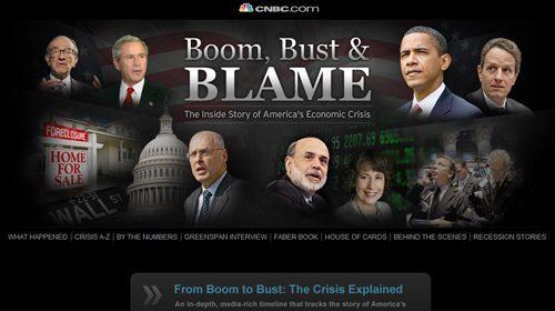 La CNBC busca entre su audiencia historias personales sobre la crisis económica