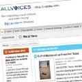 Allvoices continúa su expansión mundial con 3 millones de visitantes únicos