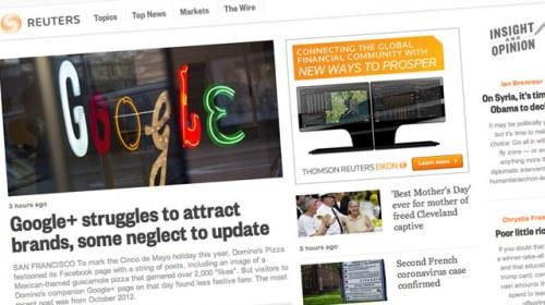 """Reuters y su nuevo """"río de noticias"""", un avance en la presentación de la información"""