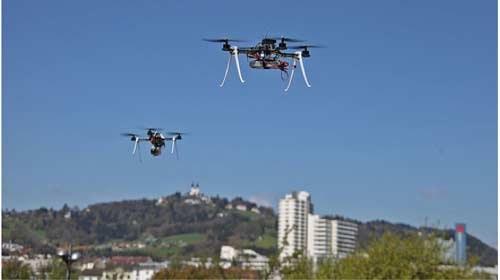 Noticias Drones: vehículos aéreos no tripulados y periodismo