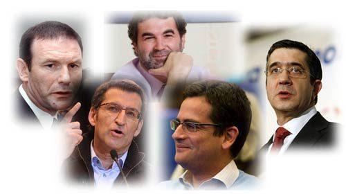 Los candidatos a las elecciones gallegas y vascas se suman a las herramientas participativas