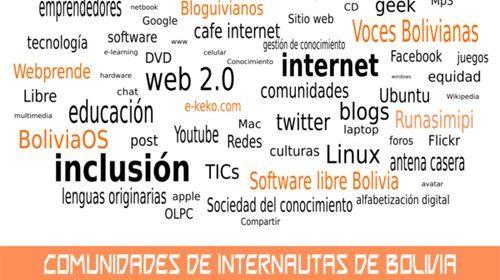Manifiesto de las Comunidades de Internautas de Bolivia