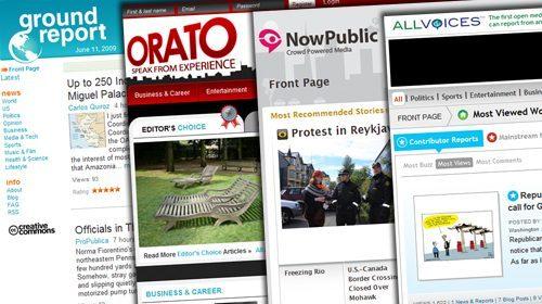Los medios ciudadanos incrementan los controles de calidad de sus contenidos