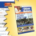 Citizen Matters publica su primera edición en papel