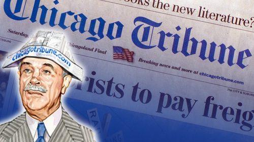 El Chicago Tribune y el poder viral de los medios sociales