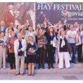 """""""Hay Festival Segovia"""" reúne a Francis Pisani y Gumersindo Lafuente"""