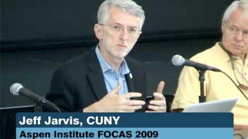 """""""FOCAS 2009"""": Un apasionante debate sobre el futuro del periodismo"""