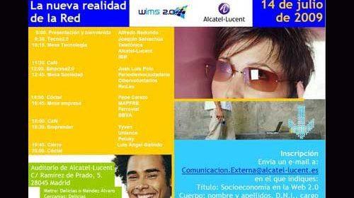 """Periodismo Ciudadano en el seminario: """"Socioeconomía en la web 2.0″"""