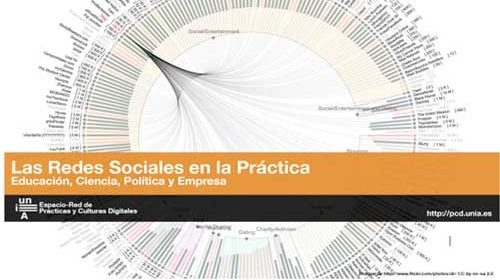 Francis Pisani y Alejandro Piscitelli en los cursos de verano de la Universidad Internacional de Andalucía