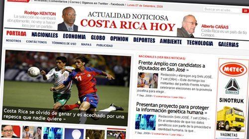 Costa Rica Hoy y el periodismo ciudadano
